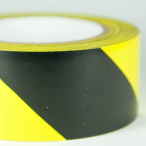 Striped Vinyl Floor Tape