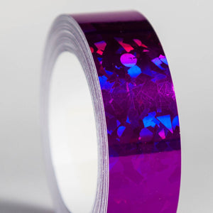 Holographic Crystals Tape
