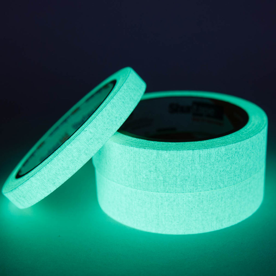 Photo-luminescent Gaffer Tape