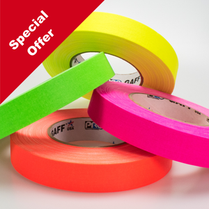 Special Offer!  Pro-Gaff Premium Gaffer Tape