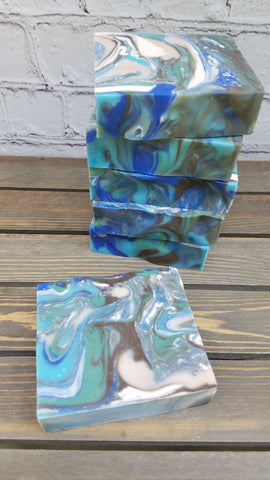 Blue Sage Cold Process Soap