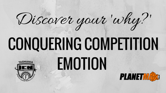 Conquering Competition Emotion