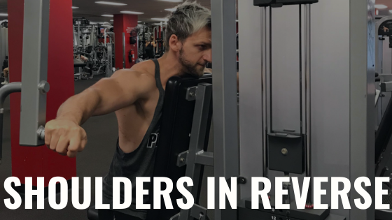 Shoulder Routine in Reverse