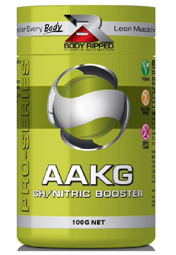 Body Ripped AAKG - GH/N.O. Booster