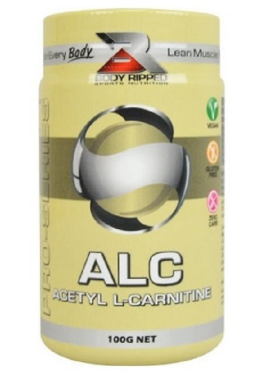 Body Ripped ALC - Acetyl L Carnitine