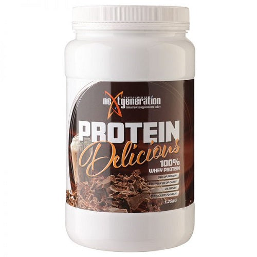 Next Generation Protein Deliscious