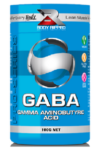Body Ripped GABA - Sleep Aid