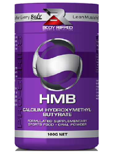 Body Ripped HMB - Muscle Aid