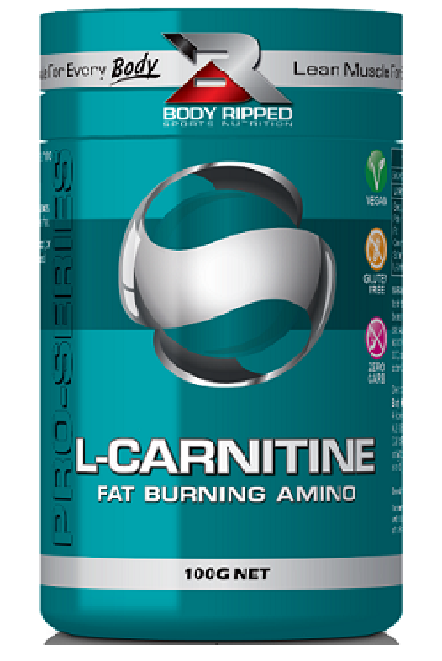 Body Ripped L-Carnitine - Stimulant Free Fat Metaboliser