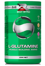 Load image into Gallery viewer, Body Ripped L-Glutamine - Immune and Recovery Booster