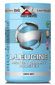 Body Ripped L-Leucine - Protein Synthesis Booster