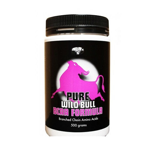 Wild Bull BCAA Formula Unflavoured