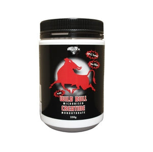 Wild Bull Micronised Creatine Monohydrate - Strength Booster