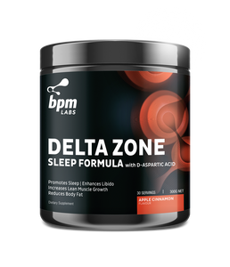 BPM Labs Delta Zone Sleep Formula