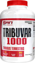 Load image into Gallery viewer, SAN Tribuvar 1000 Testosterone Booster