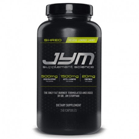 JYM SHRED Fat Burner