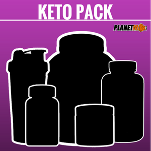 Ketogenic Supplement and Diet Stack