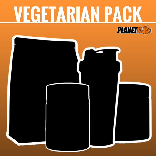 Vegetarian Supplement and Diet Stack