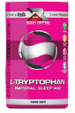Load image into Gallery viewer, Body Ripped L-Tryptophan - Sleep Aid