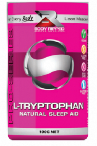 Body Ripped L-Tryptophan - Sleep Aid