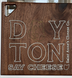 Customized Cheese Board
