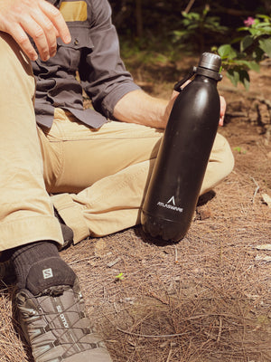 Totally leak proof with its high-quality sports caps. carbonated drink / juice / tea / coffee preserving its freshness and flavours Environmentally Friendly! save our planet. zero plastic material and are BPA free. Is your current bottle as stylist and sl