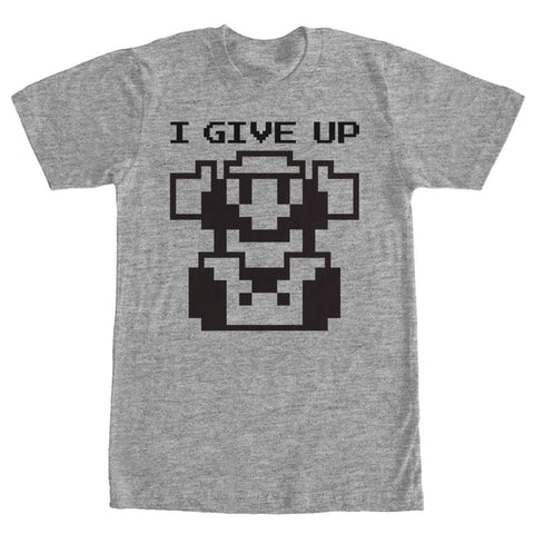 Give Up - T Shirt