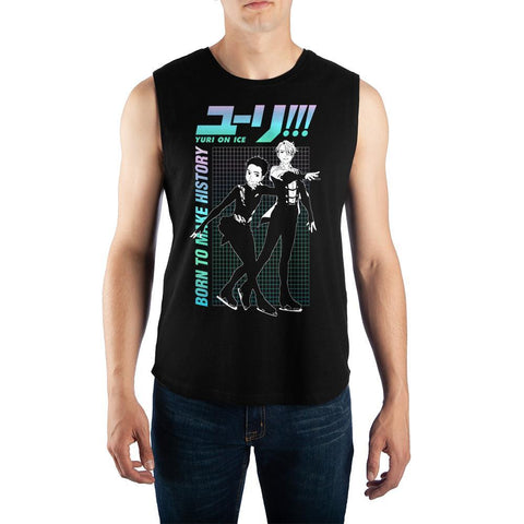Yuri-on-Ice-Anime-Mens-Graphic-Muscle-Tank