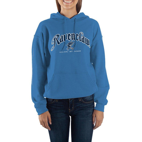 Hogwarts Ravenclaw Graphic Hoodie Fan Apparel