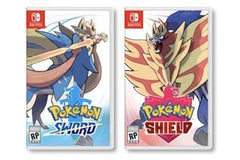 Pokémon Sword and Shield - Nintendo Switch
