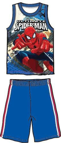 Marvel Ultimate Spiderman Youth Sportswear