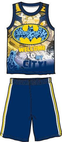 Batman Welcome to My City Youth Sportswear