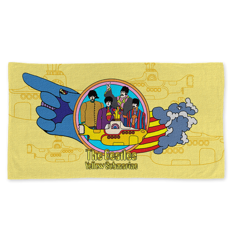 THE BEATLES | YELLOW SUBMARINE TOWEL