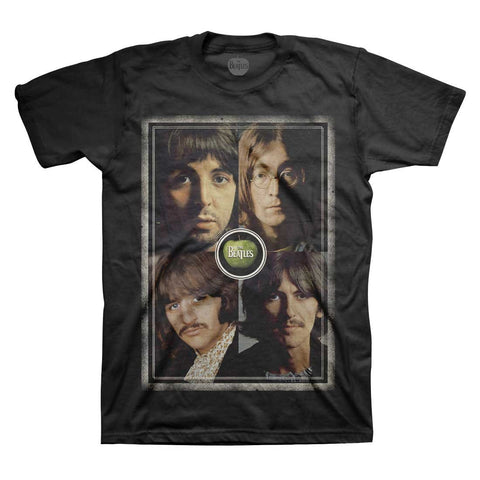 THE BEATLES | FACES T-SHIRT
