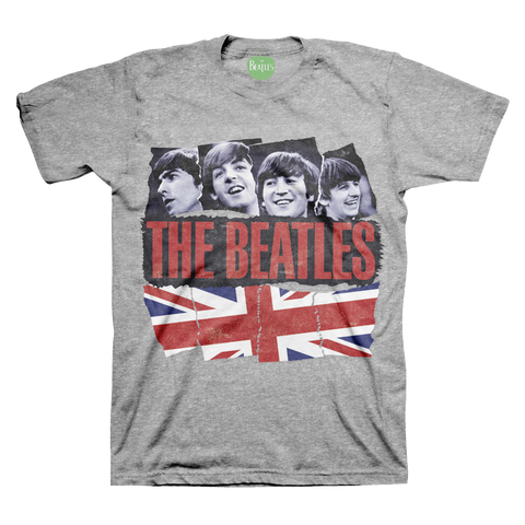 THE BEATLES | PIECED TOGETHER T-SHIRT