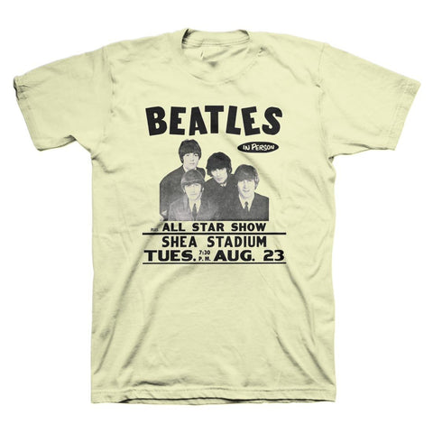 THE BEATLES | NEWBURY SHEA STADIUM T-SHIRT