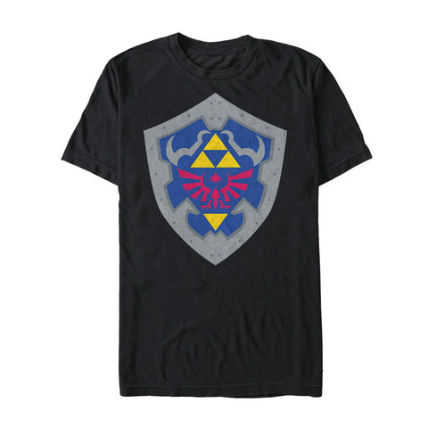 Simple Shield - T Shirt