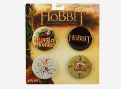 The Hobbit Pin Pack