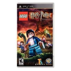 New - LEGO Harry Potter: Years 5-7 - Sony PSP New - Great Value