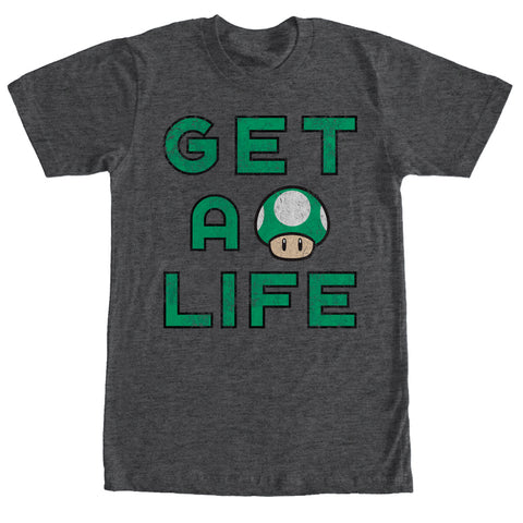 Gets Life - T Shirt
