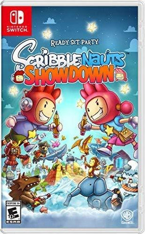 Scribblenauts Showdown - Nintendo Switch $14.99