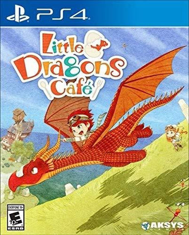 Little Dragons Cafe - Playstation 4 $52.99