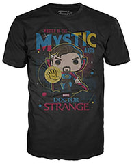 Funko Pop Tee - Dr. Strange-Mystic Arts Men's