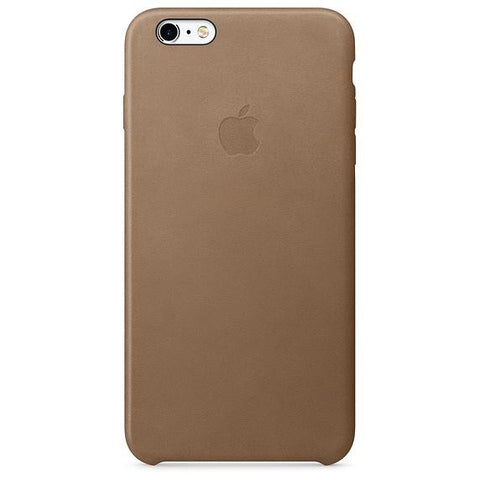 Apple Leather Case for iPhone 6s Plus and iPhone 6 Plus