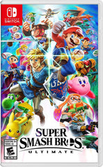 Super Smash Bros. Ultimate - Nintendo Switch $57.99