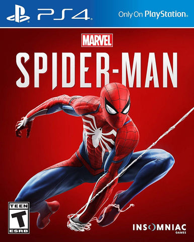 Spiderman - PlayStation 4