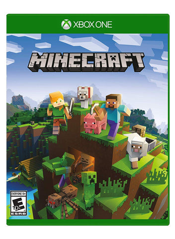 Minecraft Complete Game Standard Edition for Xbox One (Email Delivery)