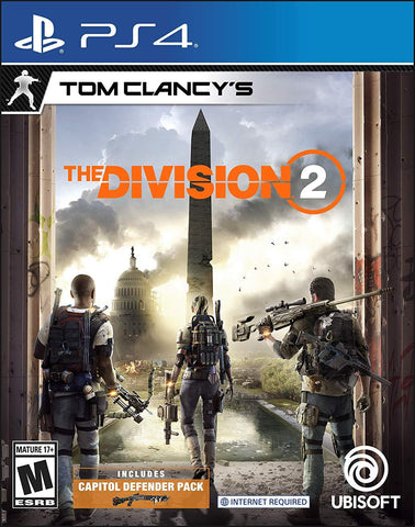 Tom Clancy's The Division 2 - PlayStation 4 Standard Edition - Latam