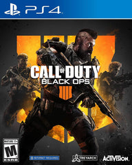 Call of Duty Black Ops 4 - Playstation 4 Standard Edition