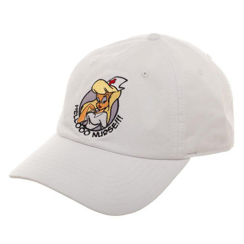 Animaniacs Hello Nurse White Adjustable Hat